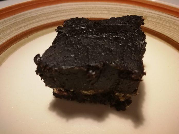 Brownies au chocolat crus