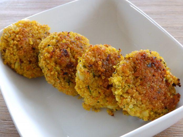 boulettes de quinoa