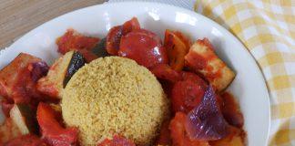 Légumes du soleil au four
