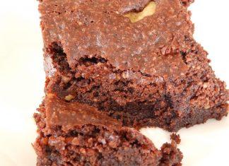 Brownie américain sans gluten