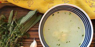 Aïgo boulido ou soupe d'eau bouillie