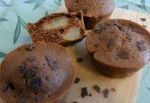 Muffins chocolat-poire